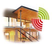Die bidirektionalen Systeme für die Hausautomatisierung bieten Ihnen grenzenlose Bedienvielfalt mit einem sehr hohen Wohnkomfort.