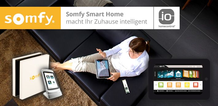 Somfy Smart Home | io