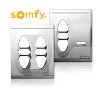 Abdeckplatten für Somfy Inteo Standard