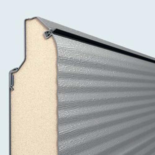 45mm starke Paneele für höchste Energieeffizienz