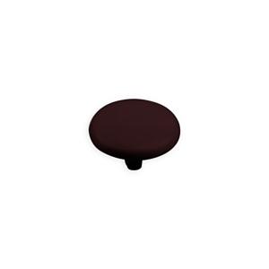 Abdeckkappe braun | für Schraube mit 2,5 mm Kopflochbohrung