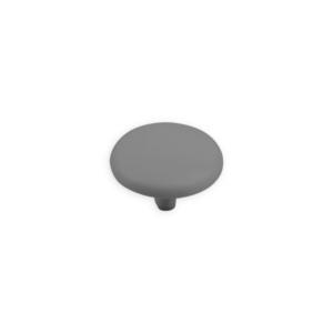 Abdeckkappe grau   für Schraube mit 2,5 mm Kopflochbohrung