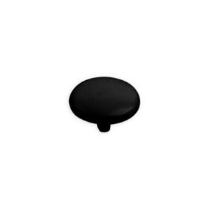 Abdeckkappe schwarz | für Schraube mit 2,5 mm Kopflochbohrung