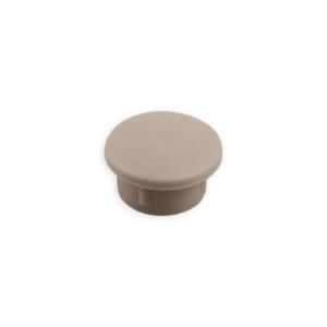 Fantastisch Bohrloch-Abdeckkappe   Ø 10 mm   Länge 5 mm   beige - DIWARO® PR24
