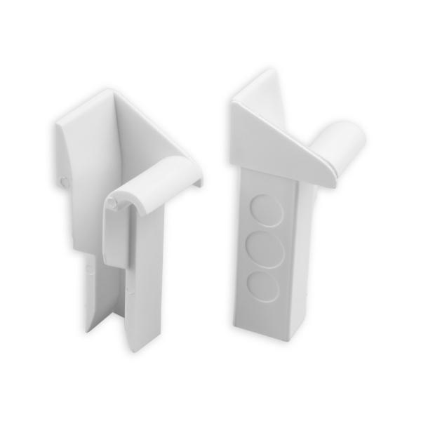 einlauftrichter f r mini aluminium f hrungsschiene 20 mm. Black Bedroom Furniture Sets. Home Design Ideas
