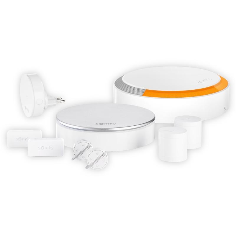 Somfy home alarm premium plug play alarmsystem diwaro - Somfy home alarm ...