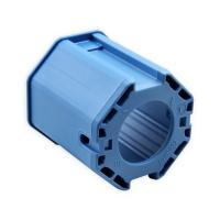 Adapter für Kegelradgetriebe | von SW 40 auf SW 50 | achtkant
