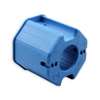 Adapter für Kegelradgetriebe | von SW 40 auf SW 60 | achtkant