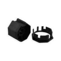 Adapter-Mitnehmer für Achtkant-Stahlwelle SW 40 | für Rademacher RTCS Antriebe