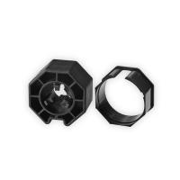Adapter- Mitnehmer | Achtkant-Stahlwelle SW 50 | für Elero RevoLine M Antriebe
