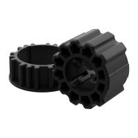 Adapter- Mitnehmer | Eckermann 65mm | für Elero RevoLine M Antriebe