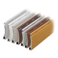 Aluminium Rolladen Muster-Lamellen | Modell Delta | Deckbreite 37mm