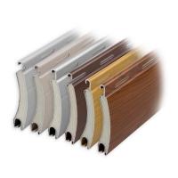 Aluminium Rolladen Muster-Lamellen | Modell Golf | Deckbreite 55mm