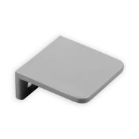 Anschlagwinkel Kunststoff | grau