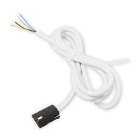 Anschluss-Kabel für Elero RevoLine Motoren - Länge 3 m | steckbar | weiß