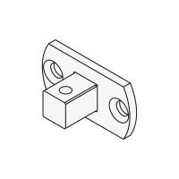 Anschlussteil 10 mm | Vierkant | passend für Antriebe der Serie P
