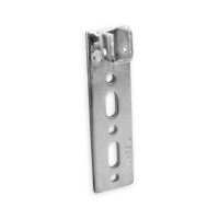 Antriebslager für Fertigkasten | 10 mm Vierkant | höhenverstellbar | passend für Antriebe der Serie Small