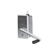 ARGA Unterputz-Sicherheits-Seilwinde C100 | 100 kg Tragkraft