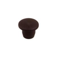 Bohrloch-Abdeckkappe | Ø 8,5 mm | Länge 8 mm | dunkelbraun