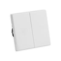 Doppel Wippe für Jalousie-Wippschalter System 55 | 2666-UW | ultraweiß
