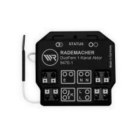 DuoFern Universal-Aktor 9470-1 | DuoFern Funk-Wandler für elektrische Verbraucher | 1-Kanal
