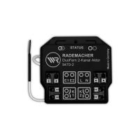 DuoFern Universal-Aktor 9470-2 | DuoFern Funk-Wandler für elektrische Verbraucher | 2-Kanal