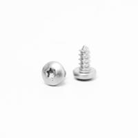 Edelstahlschraube für Rolladen Stahlwellen | 3,5 x 9,5mm | TX15