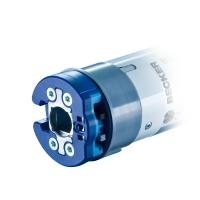 Elektronischer Funk-Rohrmotor / Markisenmotor R12/17C PSF+ | für Kassettenmarkisen | 12 Nm | Serie R