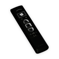 Funk-Handsender EasyControl EC5415B B-TRONIC | bidirektional | 15-Kanal | schwarz