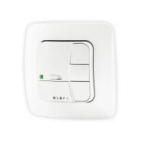 Funk Wandsender UniTec-868 | weiß