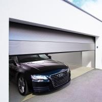 Garagen Sektionaltor 45mm Paneel | mit Edelstahlbeschlägen