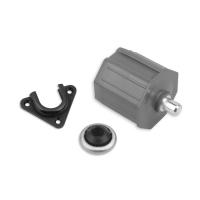 Gegenlager Set | für SW 60 Achtkant Stahlwelle | Kunststoff