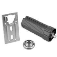 Gegenlager Set | für SW 60 Achtkant Stahlwelle | Metall