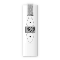 GW250 elektronischer Unterputz-Gurtwickler | weiß