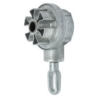Kegelradgetriebe für Markisen | 3:1 | mit Endanschlag | für 70mm Nutrohr