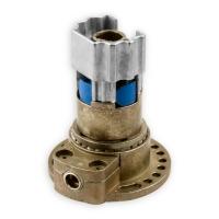 Kegelradgetriebe K008 | Untersetzung 2:1 rechts | mit Zapfen | für 40,5 mm Kittelbergerwelle