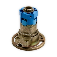 Kegelradgetriebe K009 | Untersetzung 2:1 rechts | für SW 40 achtkant Stahlwelle