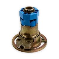 Kegelradgetriebe K018 | Untersetzung 3:1 links | für SW 40 achtkant Stahlwelle