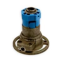 Kegelradgetriebe K019 | Untersetzung 3:1 links | für SW 40 achtkant Stahlwelle