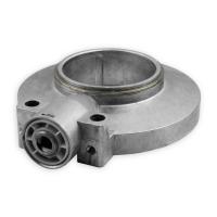 Kegelradgetriebe K036 | Untersetzung 8:1 | 8 mm Vierkant | für 70 mm Nutwelle