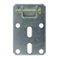 Kombilager-L 3/25 für Steckzapfen 3/25 | passend für Antriebe L44-L120