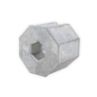 Kupplung aus Druckguß | für Mini Gurtzuggetriebe | SW50
