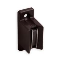 Magnet-Kurbelhalter | für 12 - 17 mm Kurbeln | Kunststoff | braun