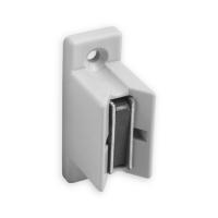 Magnet-Kurbelhalter | für 12 - 17 mm Kurbeln | Kunststoff | grau