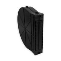 Mauerkasten für 12-16 m Gurtwickler | Lochabstand 185 mm | Kunststoff