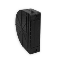 Mauerkasten für 3 m Gurtwickler |  Lochabstand 135 mm | Kunststoff