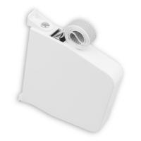 Maxi Rolladen-Aufschraub-Gurtwickler schwenkbar | Lochabstand 174 mm | mit 6 m Gurt | weiß
