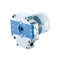 Mechanischer Rohrmotor R12-M05 (R12/17HK) mit Handkurbel-Anschluss | 12 Nm | Serie R