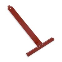 Mini Aufhängefeder | Aluminium - Federstahl | Stärke 0,25 mm | Länge 190 mm