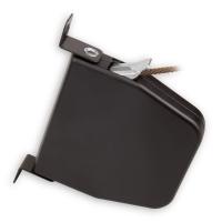 Mini-Aufschraub-Schnurwickler mit Gehäuse | schwenkbar | 5 m Schnur | braun